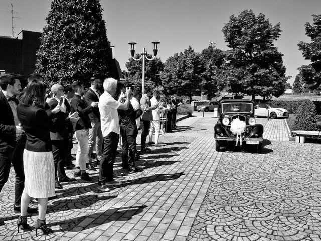 Il matrimonio di Mattia e Simona a Brescia, Brescia 46