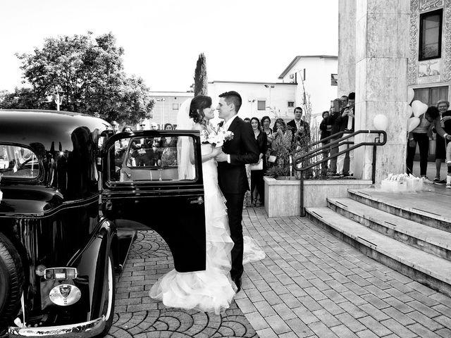 Il matrimonio di Mattia e Simona a Brescia, Brescia 48