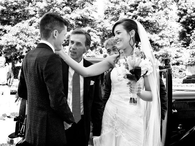 Il matrimonio di Mattia e Simona a Brescia, Brescia 49
