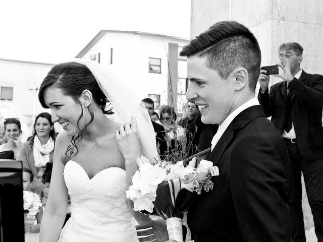 Il matrimonio di Mattia e Simona a Brescia, Brescia 51