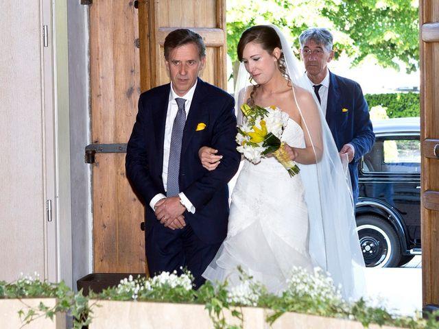 Il matrimonio di Mattia e Simona a Brescia, Brescia 53