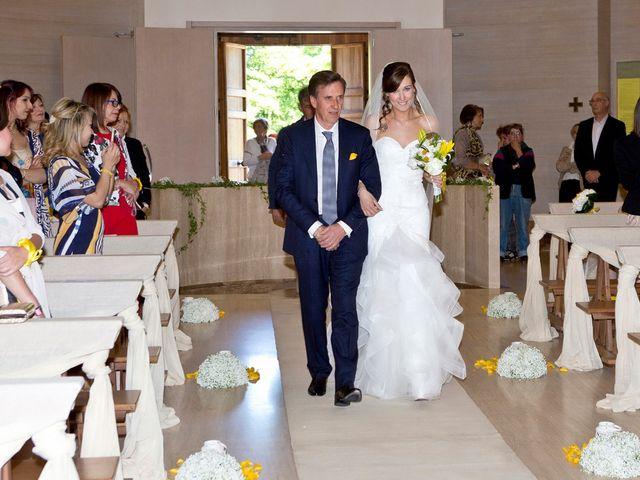 Il matrimonio di Mattia e Simona a Brescia, Brescia 54