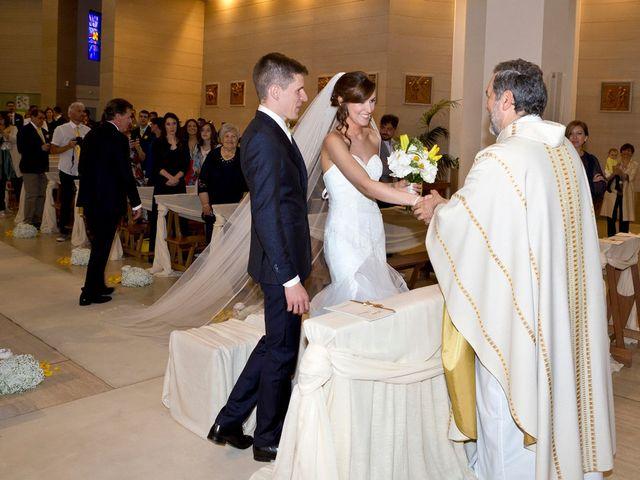 Il matrimonio di Mattia e Simona a Brescia, Brescia 55