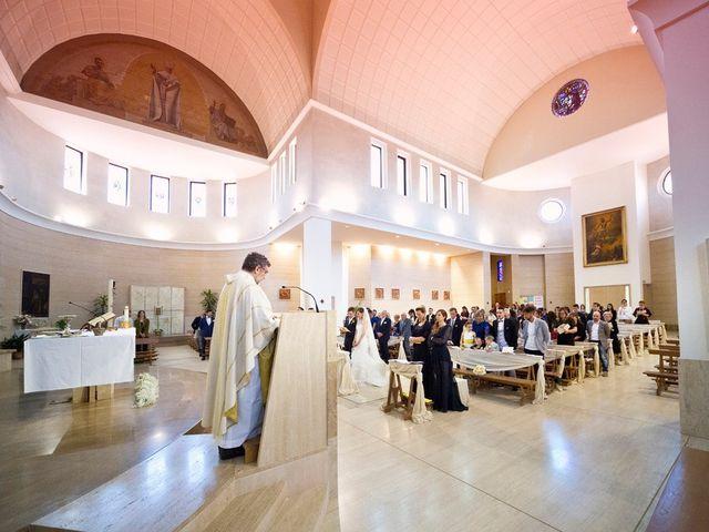 Il matrimonio di Mattia e Simona a Brescia, Brescia 56