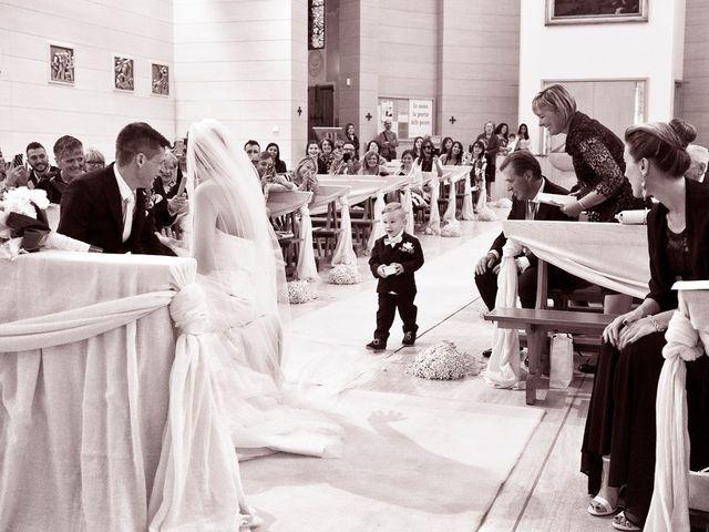 Il matrimonio di Mattia e Simona a Brescia, Brescia 61