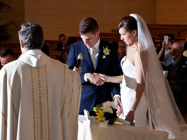 Il matrimonio di Mattia e Simona a Brescia, Brescia 63