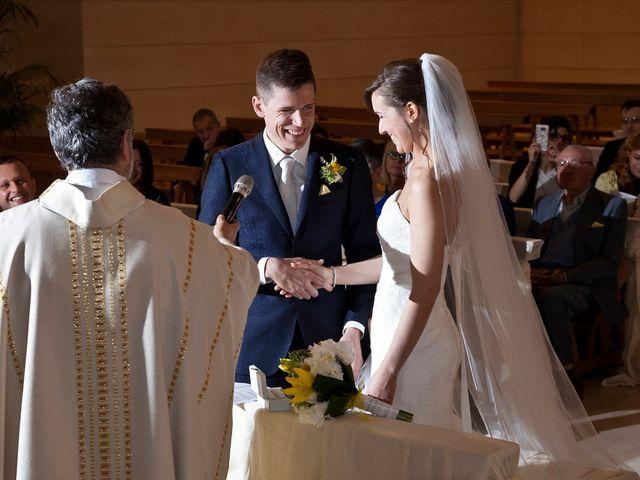 Il matrimonio di Mattia e Simona a Brescia, Brescia 64
