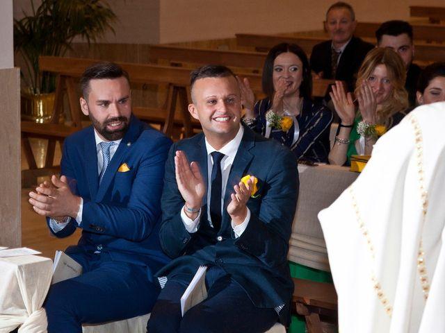 Il matrimonio di Mattia e Simona a Brescia, Brescia 66
