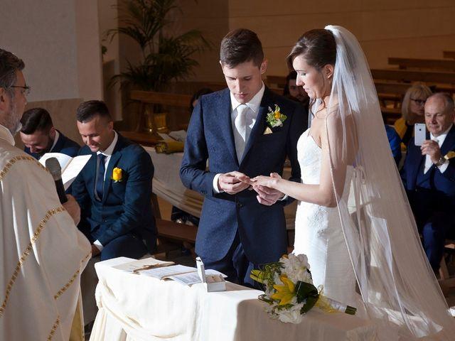 Il matrimonio di Mattia e Simona a Brescia, Brescia 67