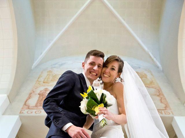 Il matrimonio di Mattia e Simona a Brescia, Brescia 73