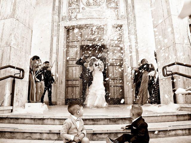 Il matrimonio di Mattia e Simona a Brescia, Brescia 74