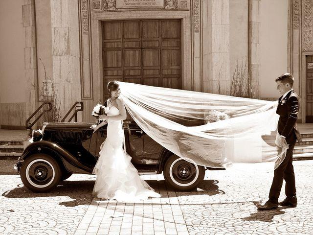 Il matrimonio di Mattia e Simona a Brescia, Brescia 77