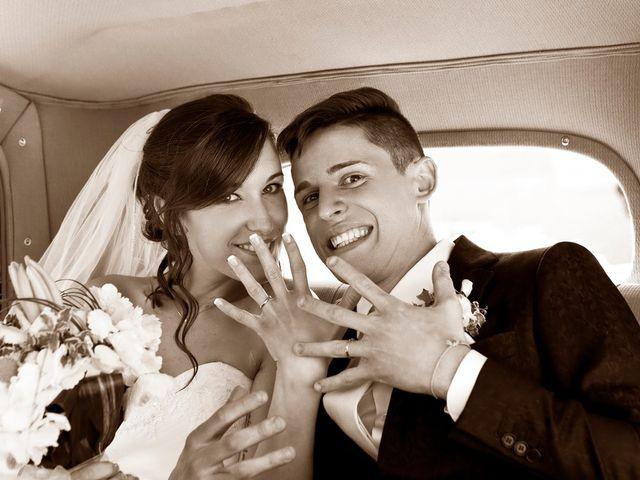 Il matrimonio di Mattia e Simona a Brescia, Brescia 79