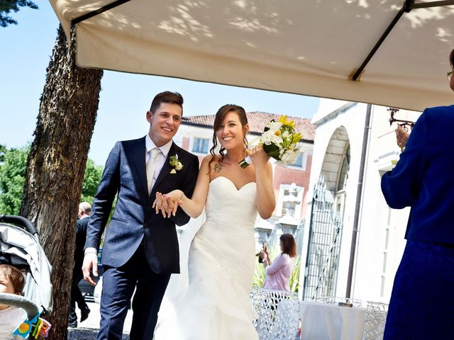 Il matrimonio di Mattia e Simona a Brescia, Brescia 82