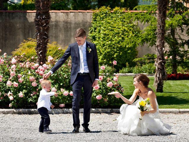 Il matrimonio di Mattia e Simona a Brescia, Brescia 83