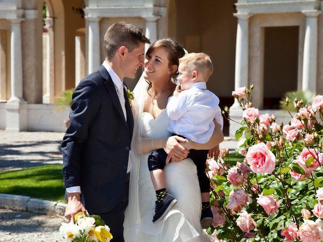 Il matrimonio di Mattia e Simona a Brescia, Brescia 84