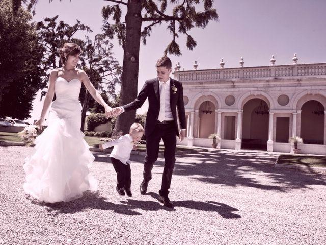 Il matrimonio di Mattia e Simona a Brescia, Brescia 92