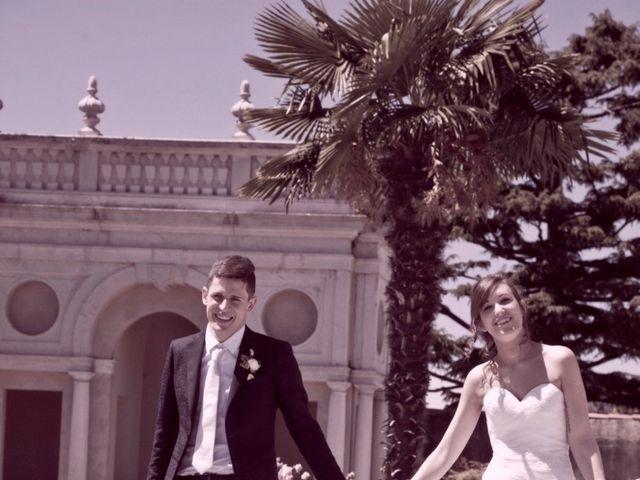Il matrimonio di Mattia e Simona a Brescia, Brescia 93