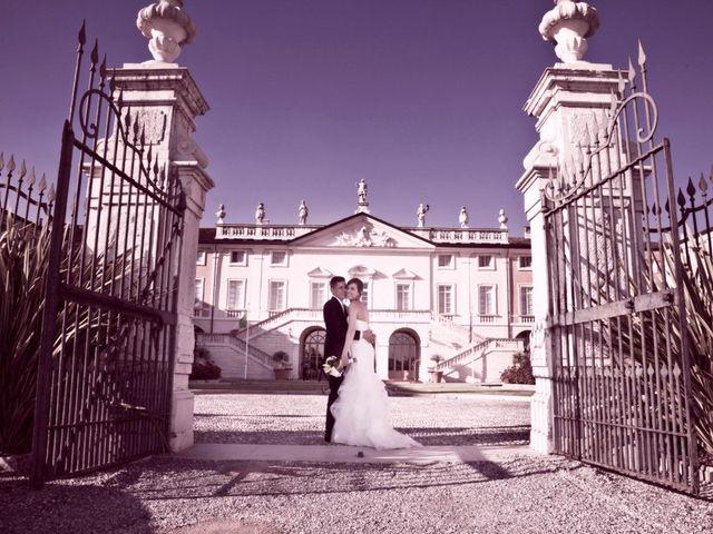 Il matrimonio di Mattia e Simona a Brescia, Brescia 94