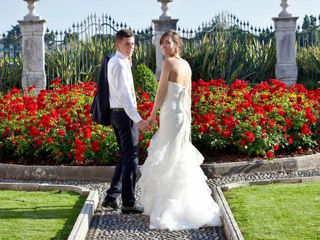 Il matrimonio di Mattia e Simona a Brescia, Brescia 97