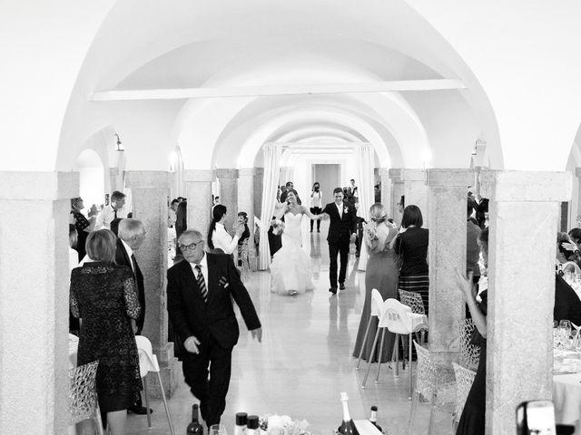 Il matrimonio di Mattia e Simona a Brescia, Brescia 103