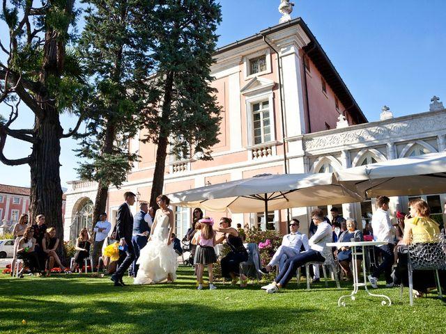 Il matrimonio di Mattia e Simona a Brescia, Brescia 105
