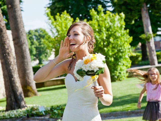 Il matrimonio di Mattia e Simona a Brescia, Brescia 110