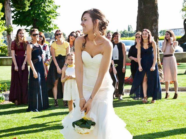 Il matrimonio di Mattia e Simona a Brescia, Brescia 111