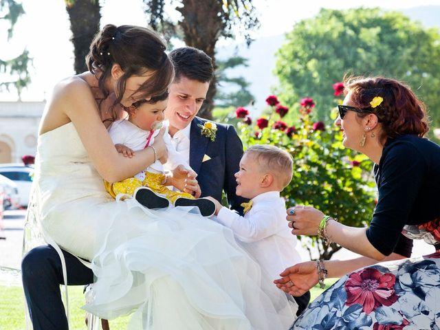 Il matrimonio di Mattia e Simona a Brescia, Brescia 115
