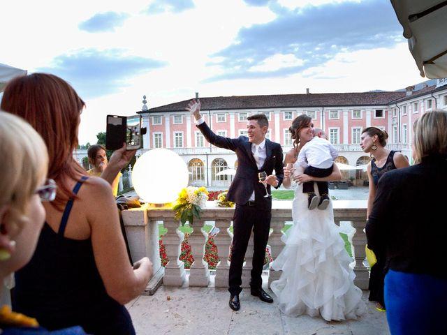 Il matrimonio di Mattia e Simona a Brescia, Brescia 118