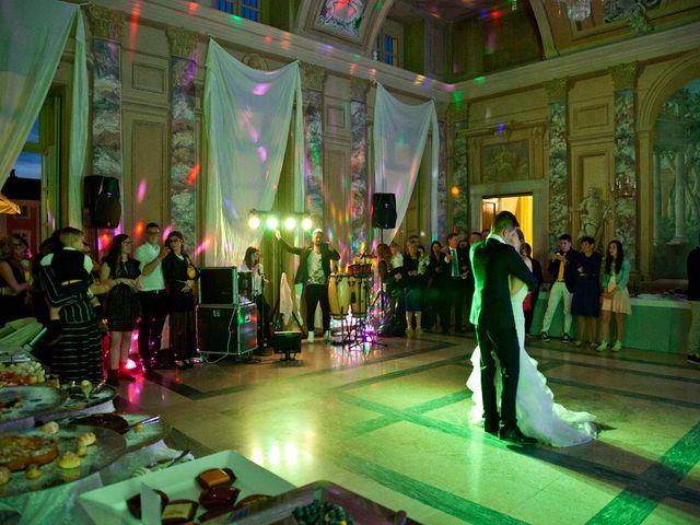 Il matrimonio di Mattia e Simona a Brescia, Brescia 119