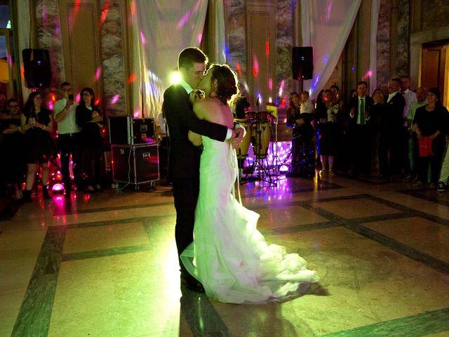 Il matrimonio di Mattia e Simona a Brescia, Brescia 120