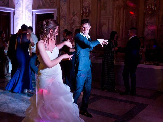 Il matrimonio di Mattia e Simona a Brescia, Brescia 126