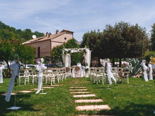 Il matrimonio di Davide e Debora a Altidona, Fermo 24