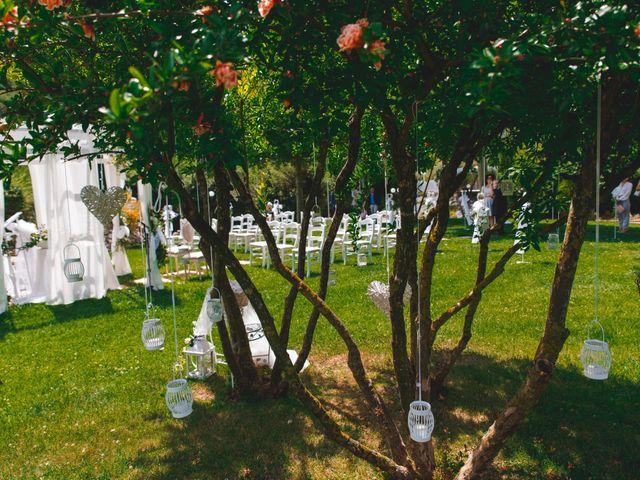 Il matrimonio di Davide e Debora a Altidona, Fermo 25