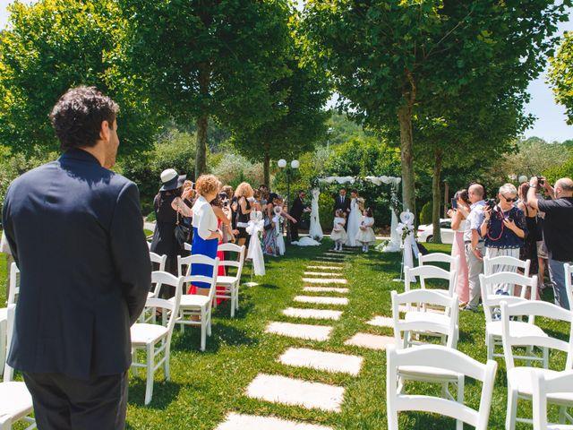 Il matrimonio di Davide e Debora a Altidona, Fermo 27
