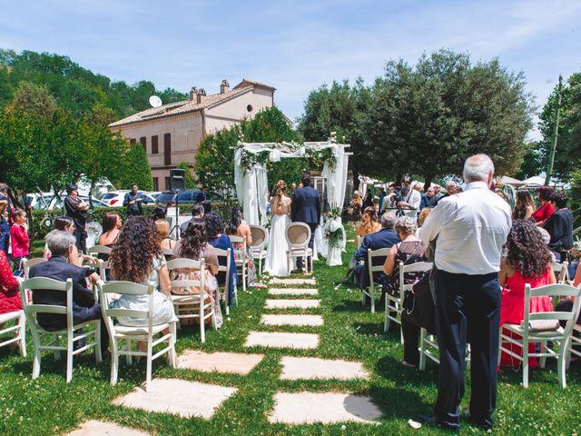 Il matrimonio di Davide e Debora a Altidona, Fermo 31