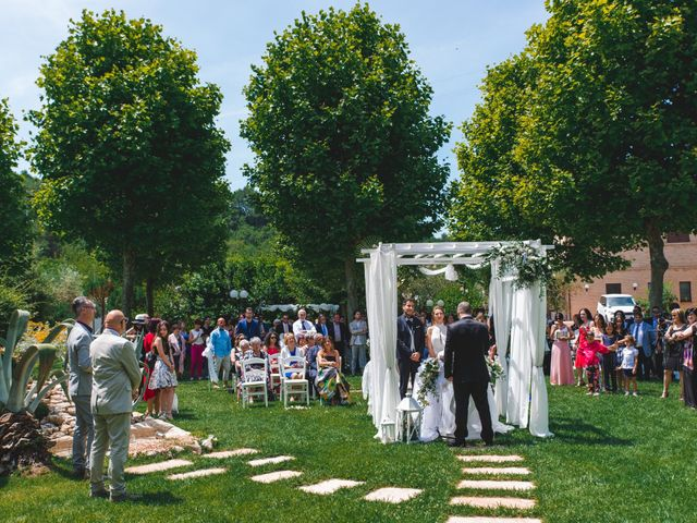 Il matrimonio di Davide e Debora a Altidona, Fermo 32