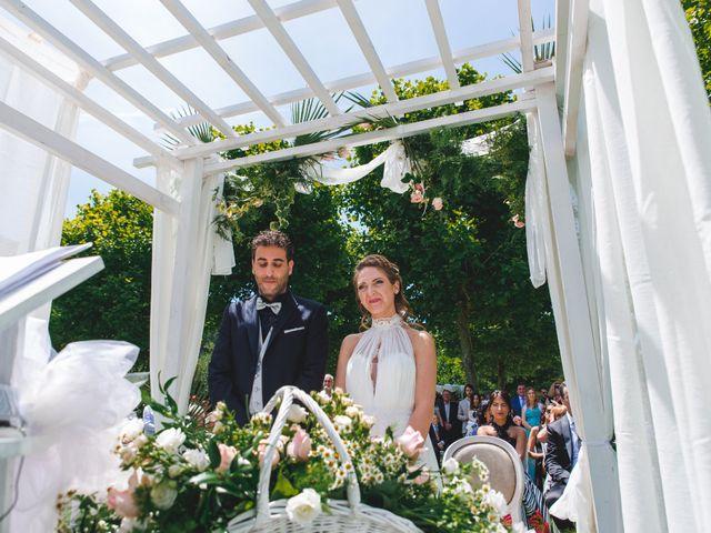 Il matrimonio di Davide e Debora a Altidona, Fermo 35