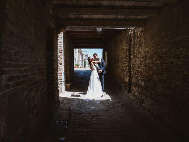 Il matrimonio di Davide e Debora a Altidona, Fermo 38