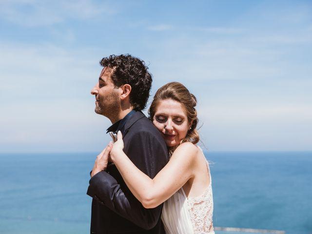 Il matrimonio di Davide e Debora a Altidona, Fermo 46