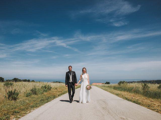 Il matrimonio di Davide e Debora a Altidona, Fermo 1