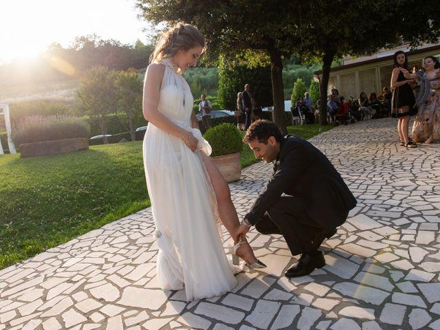 Il matrimonio di Davide e Debora a Altidona, Fermo 59