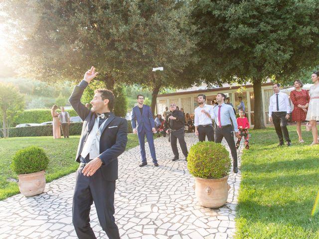 Il matrimonio di Davide e Debora a Altidona, Fermo 60