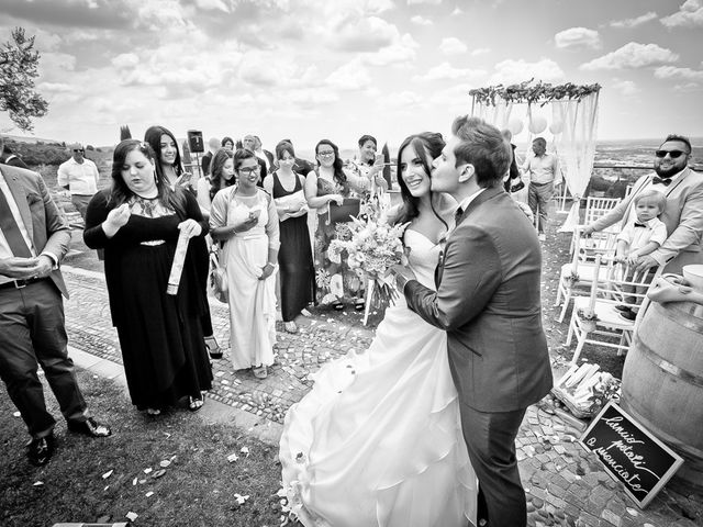 le nozze di Natascia e Loris