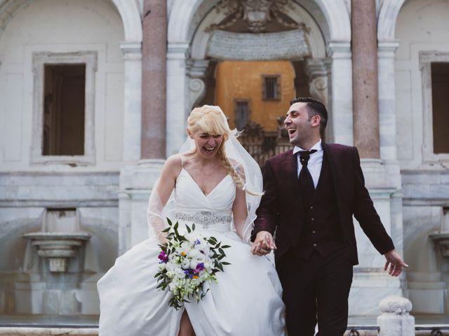 Le nozze di Cheit e Maurizio