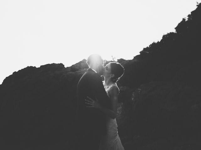 Le nozze di Chiara e Tim