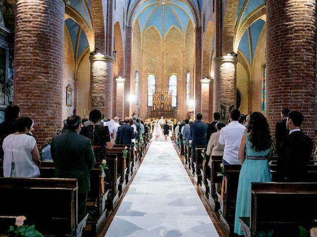 Il matrimonio di Alberto e Caterina a Piacenza, Piacenza 37