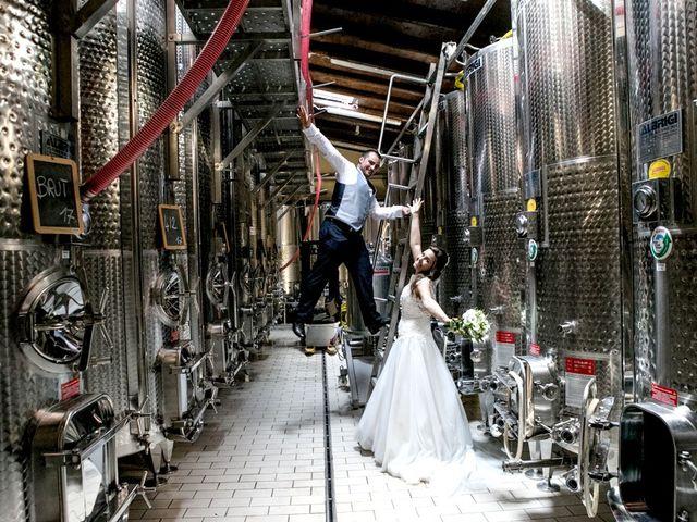 Le nozze di Caterina e Alberto