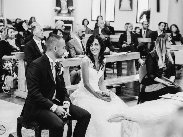 Il matrimonio di Davide e Chiara a Quinto di Treviso, Treviso 25